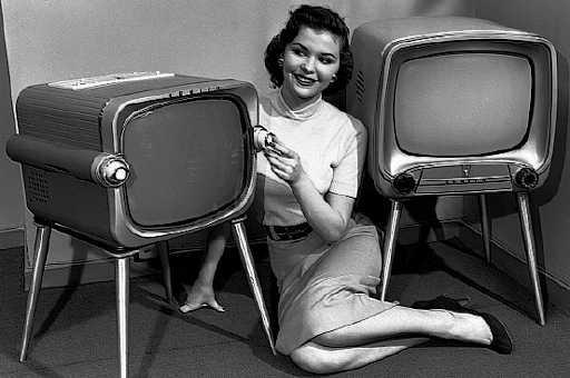 tv blackandwhite