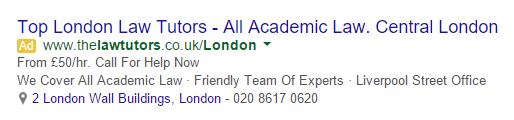 law tutors ad