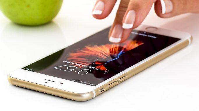 Social media content ideas - smartphone