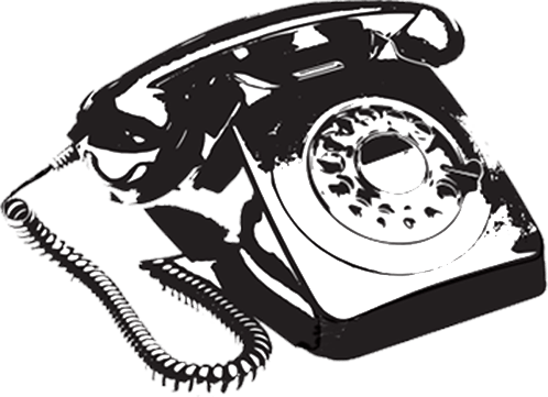Telephone Illustration